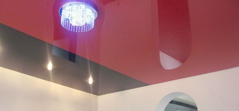Какой натяжной потолок выбрать: шовный или бесшовный