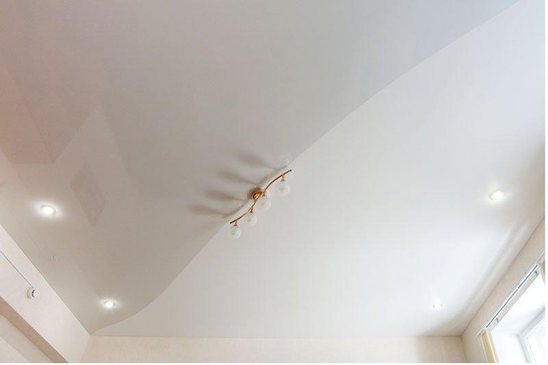 Шовный потолок
