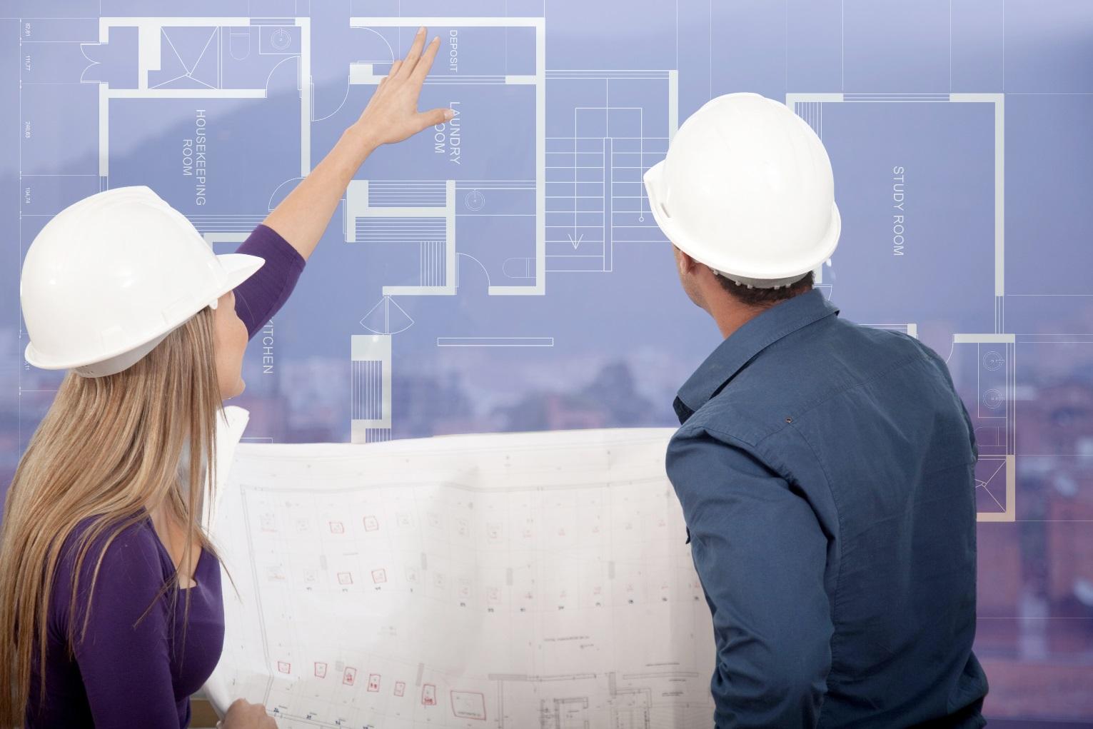 Авторский и технический надзор за строительством