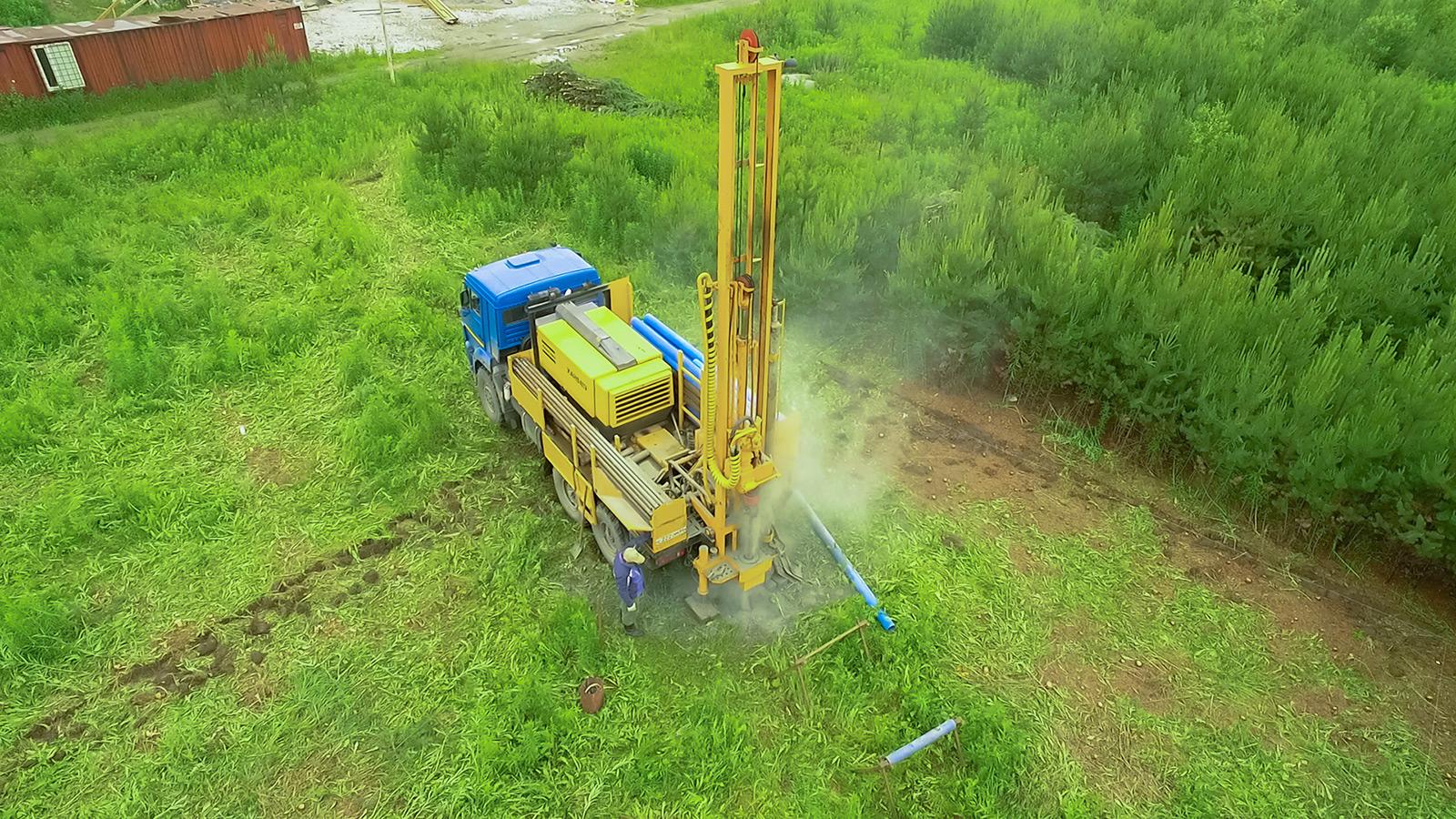 Геология участка под строительство