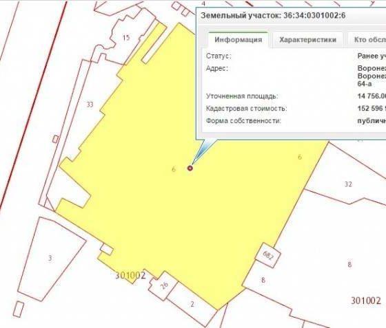 Онлайн калькулятор площади земельного участка
