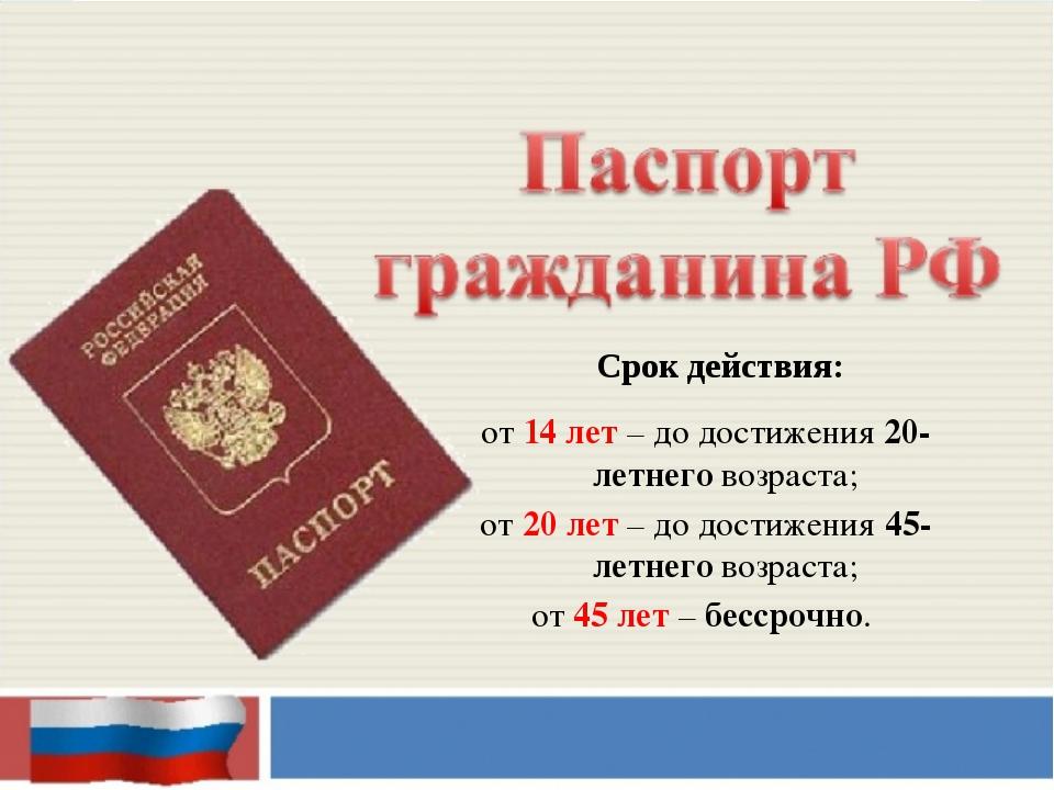 Описание паспорта гражданина России и порядок его получения